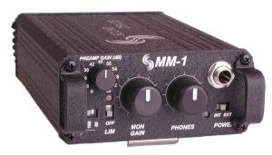 MM-1 Mic Preamp